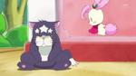 KKPCALM 34 Kirarin cheers up the Three Star Kitty