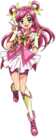 Pretty Cure All Stars DX2 Cure Dream pose