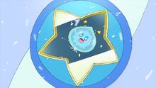 STPC01 Prunce seals the hole