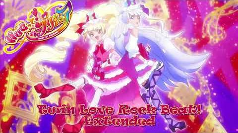 Twin Love Rock Beat! - Hugtto Precure Music Extended