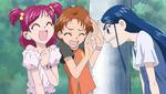 YPC518 Karen scolding Rin