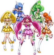 Perfil de Smile Pretty Cure