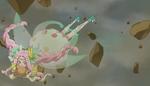 (27) Felice saves Chikurin and Mofurun
