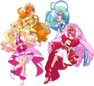 Perfil de Go! Princess Pretty Cure