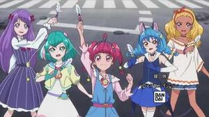 Precure Miracle Leap (Trailer 4)