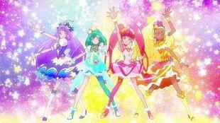Star☆Twinkle Precure Quadruple Transformation (VI)