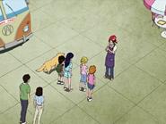 Akane cuenta desprendimiento cascada