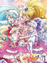 HuGtto Precure Blu-ray Vol 4 Final