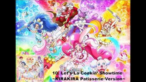 KiraKira☆Precure A La Mode Vocal Album 1 Cure A La Mode☆A La Carte Track 10-1521207951