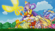 Magical summons siccors to free Miracle