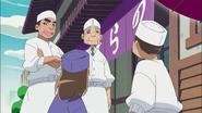 Masahiro es aceptado por su padre debido a su dedicación