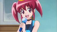 Megumi singing