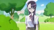 Yuri les dice que deben ir al Palacio Pretty Cure