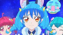 STPC38 Yuni scolds Fuwa
