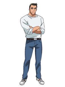 Genji Midorikawa Offical Profile
