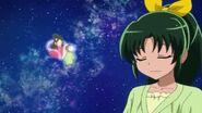 Nao explicando que era el festival de Tanabata