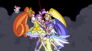 Pretty cure dragon glaive