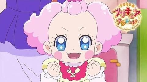 キラキラ☆プリキュアアラモード 第38話予告 「ペコリン人間になっちゃったペコ~!」