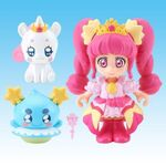 Cure Doll Power Up Star Pegasus Fuwa and Prunce