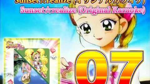 Futari wa Precure Max Heart Character Mini Album Hikari Track07