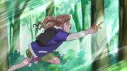 Hinata recoge a Nyatoran