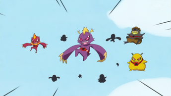 KKPCALM07-Kirakiraru thieves appear