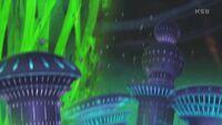 STPC47 Notraider's planet being destroyed
