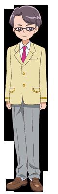 Perfil de Yuuto Namiki (TV Asahi)