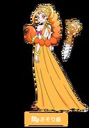 Perfiles en Escorpio Princessa Toei
