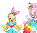Cure Parfait/Kirarin/Ciel Kirahoshi
