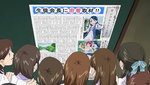 YPC518 School newspaper without PreCure5