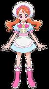 Perfil de Ichika Usami como pastelera