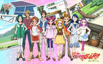 Yes! Pretty Cure 5 Gogo Wallpaper