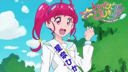 スター☆トゥインクルプリキュア 第35話予告 「ひかるが生徒会長!?キラやば選挙バトル☆」