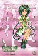 Cartel de Cure Mint en All Stars New Stage 3