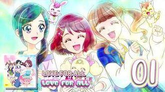 Healin' Good♥Precure Vocal Album Track 01-0