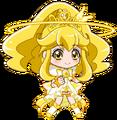 Puzzlun Sprite SmPC Cure Peace Princess Form