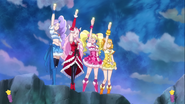 Fresh Precure Miracle Universe
