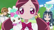 Tsubomi le dice a su abuela que siempre la animó y no piensa rendirse