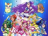 Yes! Pretty Cure 5 GoGo