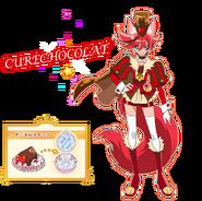 Perfil de Cure Chocolat (TV Asahi)