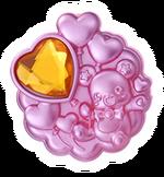 Piedra Linkle Mofurun y globos