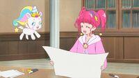 STPC45 Hikaru talks to Fuwa