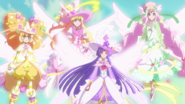 Mahou Tsukai Pretty Cure Estilo Sincero
