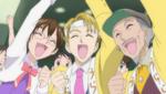 YPC520 Masukomika dad grandpa cheering
