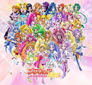 Pretty Cure Vocal Best BOX