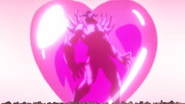 Rey Jikochuu derrotado