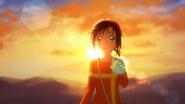 Akane brian se marcha