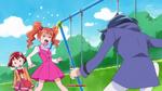 KKPCALM 15 Miku and Ichika surprised