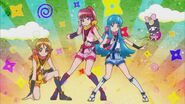 Yuko, Megumi & Hime de Ninjas